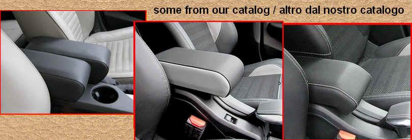 MINI COUNTRYMAN Adjustable Premium Armrest  storage