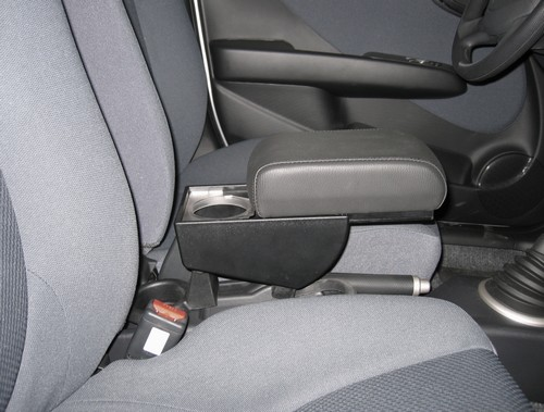 Armrest And Storage For Honda Jazz Fit Up To 2008 High Quality Seat Interior Accessories