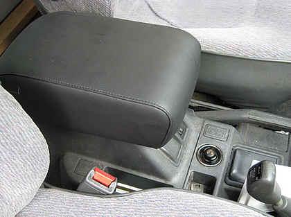 Armrest Mitsubishi Pajero 2 Mittelarmlehne Apoyabrazos