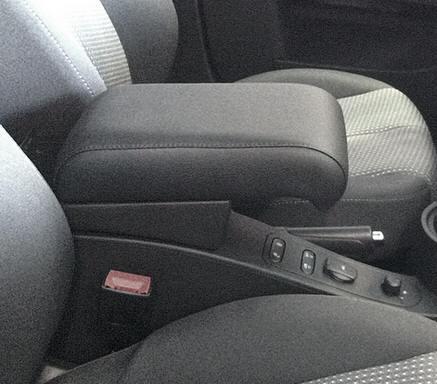 armrest seat leon 2005 2012 mittelarmlehne accoudoir reposabraos. Black Bedroom Furniture Sets. Home Design Ideas