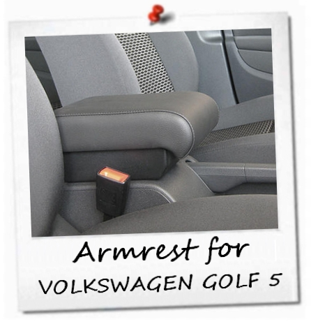 volkswagen golf 5 vw golf v premium armrest storage mittelarmlehne accoudoir ebay. Black Bedroom Furniture Sets. Home Design Ideas
